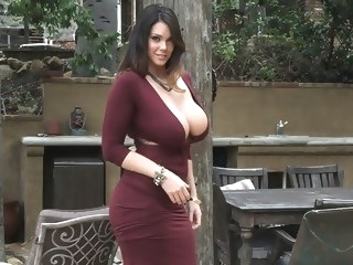 big tits Porn straight video