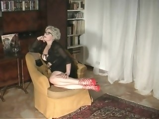high heels Porn mature video