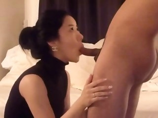 asian Porn creampie video
