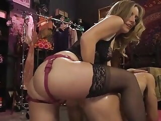 blonde Porn hardcore video