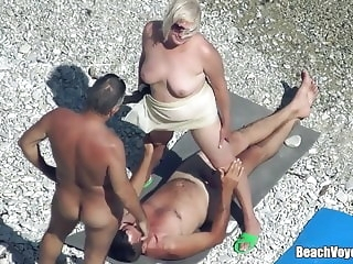 beach Porn mature video