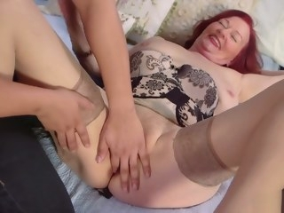 red head Porn straight video