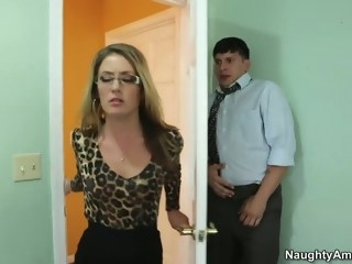 milf Porn blond video