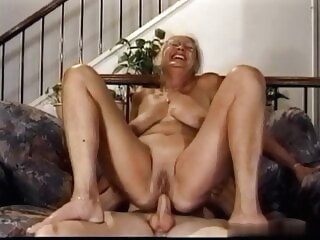 blonde Porn blowjob video
