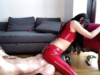 brunette Porn bdsm video